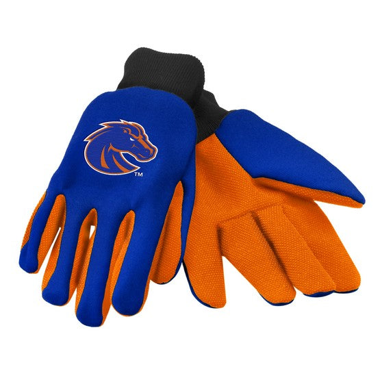 Boise State Broncos Colored Palm Glove