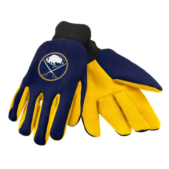 Buffalo Sabres Colored Palm Glove