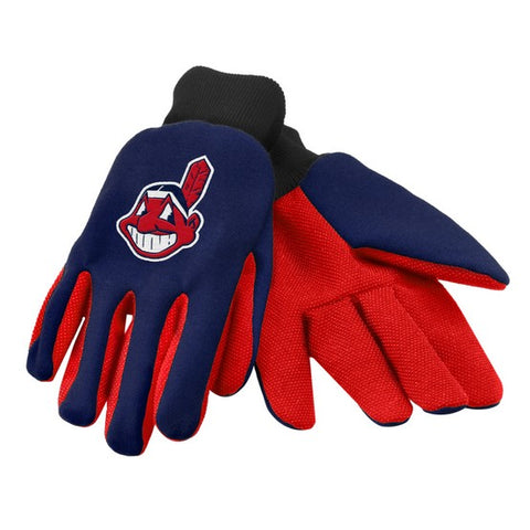 Cleveland Indians Colored Palm Glove