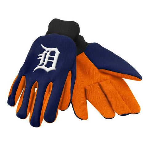 Detroit Tigers Colored Palm Glove