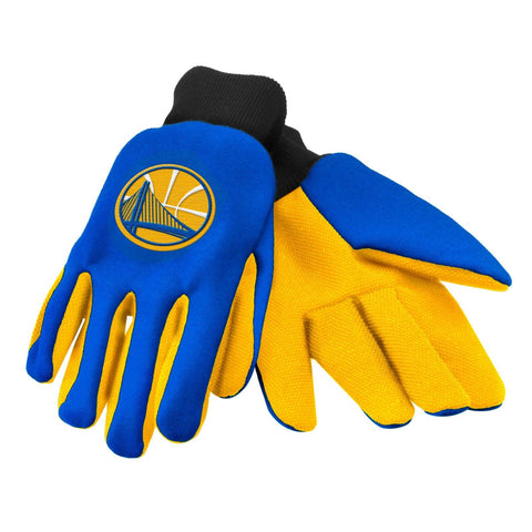 Golden State Warriors Colored Palm Glove