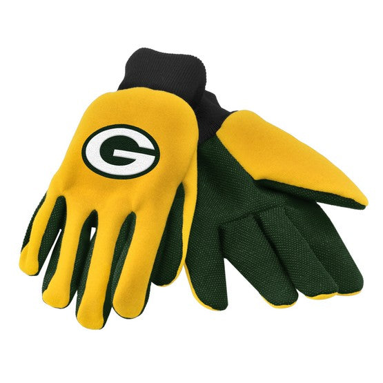 Green Bay Packers Colored Palm Glove