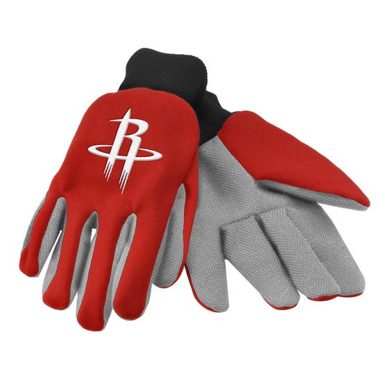 Houston Rockets Colored Palm Glove