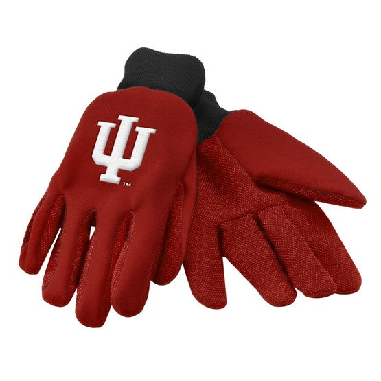 Indiana Hoosiers Colored Palm Glove