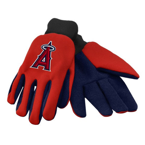 Los Angeles Angels Colored Palm Glove