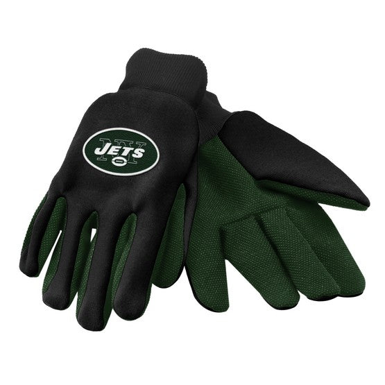New York Jets Colored Palm Glove