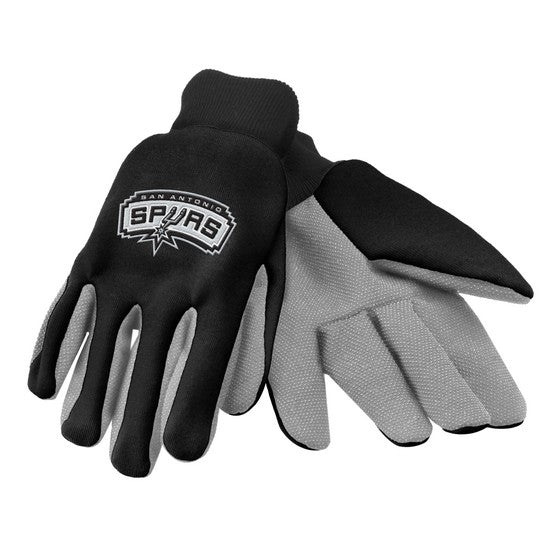 San Antonio Spurs Colored Palm Glove
