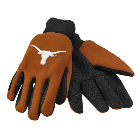 Texas Longhorns Colored Palm Glove