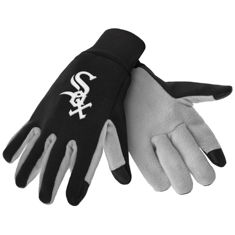 Chicago White Sox Color Texting Gloves