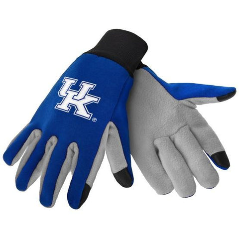 Kentucky Wildcats Color Texting Gloves