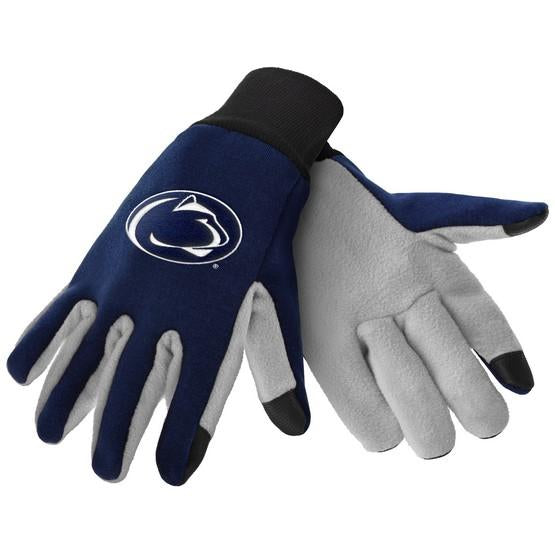 Penn State Nittany Lions Color Texting Gloves