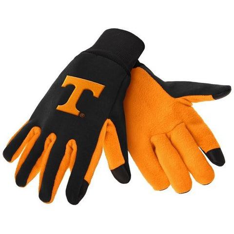 Tennessee Volunteers Color Texting Gloves