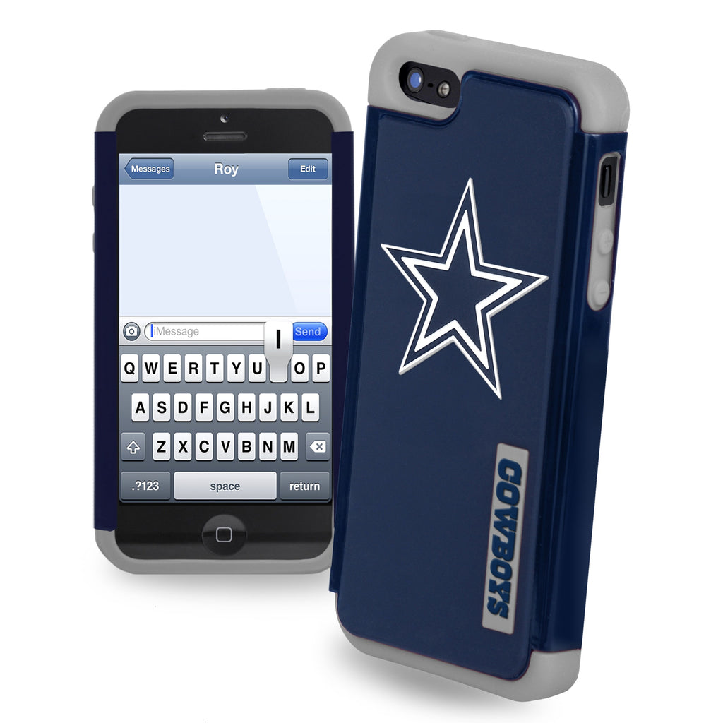 Dallas Cowboys Dual Hybrid i5 Case