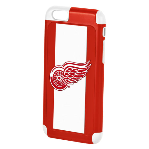 Detroit Red Wings Dual Hybrid i6 TPU Case