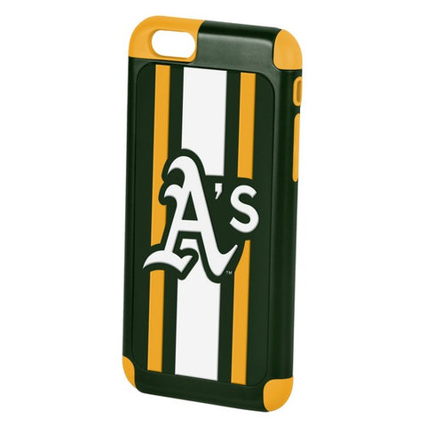 Oakland Athletics Dual Hybrid i6 TPU Case