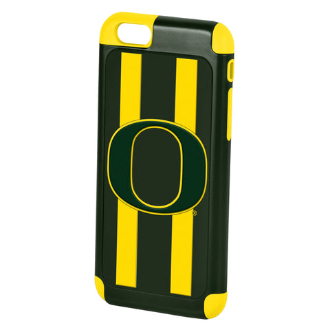 Oregon Ducks Dual Hybrid i6 TPU Case