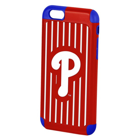 Philadelphia Phillies Dual Hybrid i6 TPU Case