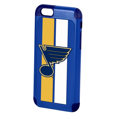 St. Louis Blues Dual Hybrid i6 TPU Case