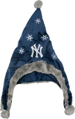 New York Yankees Dangle Santa Hat