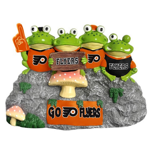Philadelphia Flyers Frog Fan Bench