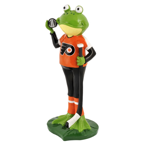 Philadelphia Flyers Frog Player Figurine