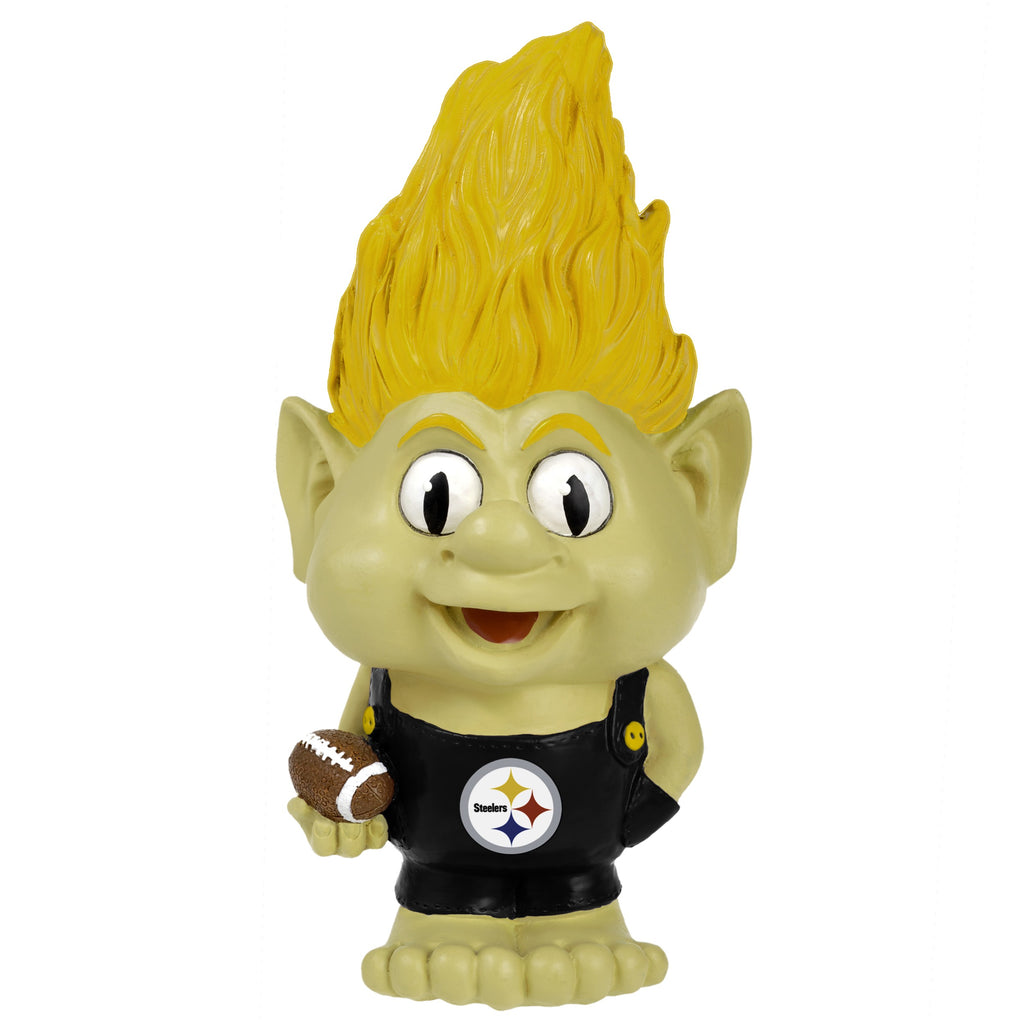 Pittsburgh Steelers Garden Troll Small