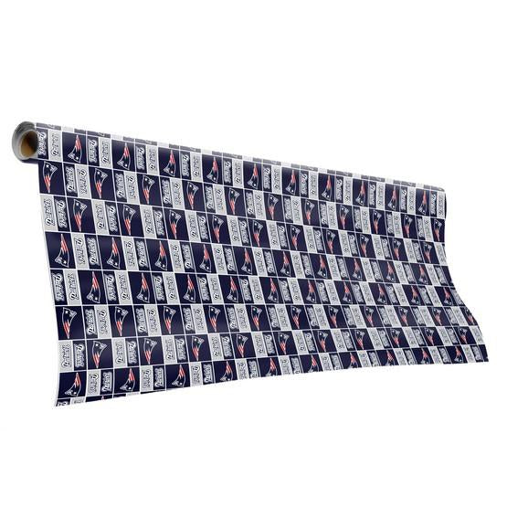New England Patriots Gift Wrap