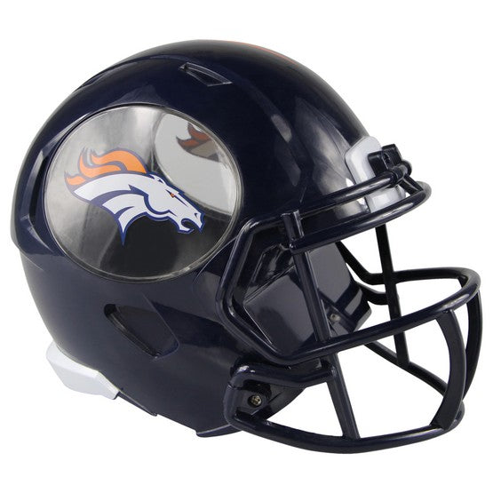Denver Broncos Helmet Bank