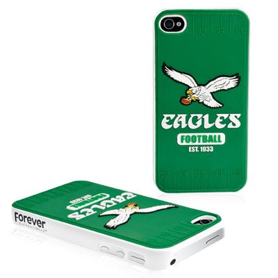 Philadelphia Eagles Hard Case iPhone 4 Retro