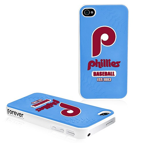 Philadelphia Phillies Hard Case iPhone 4 Retro