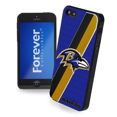 Baltimore Ravens Hard Case IPhone 5 Logo