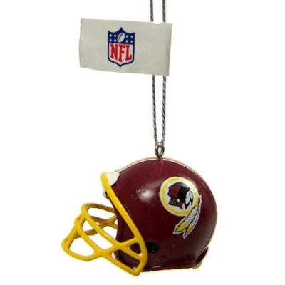 Washington Redskins Helmet Ornament