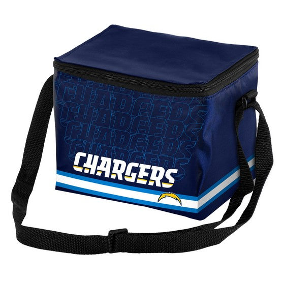 Los Angeles Chargers Impact 12 Pack Lunch Bag