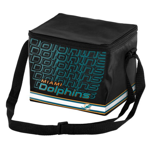 Miami Dolphins Impact 12 Pack Lunch Bag