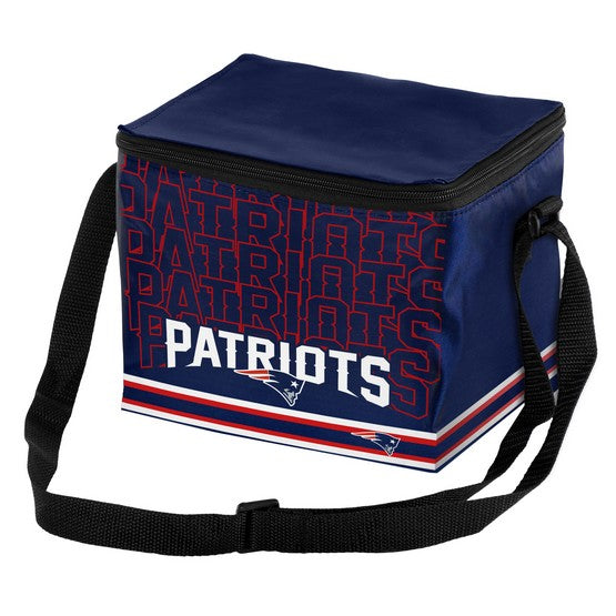 New England Patriots Impact 12 Pack Lunch Bag