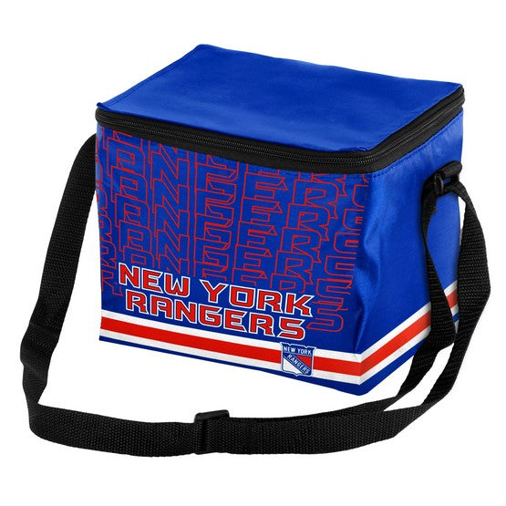 New York Rangers Impact 12 Pack Lunch Bag