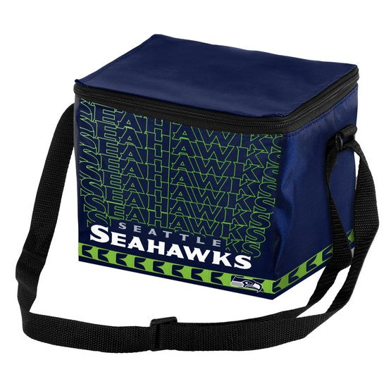 Seattle Seahawks Impact 12 Pack Lunch Bag