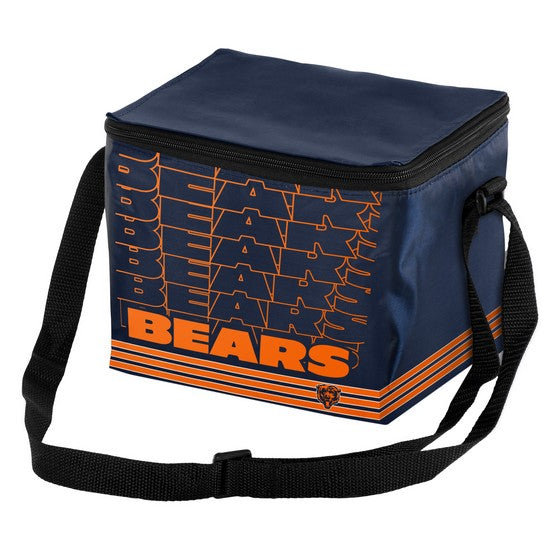 Chicago Bears Impact 6 Pack Lunch Bag