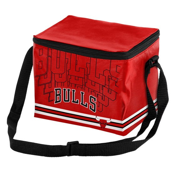 Chicago Bulls Impact 6 Pack Lunch Bag