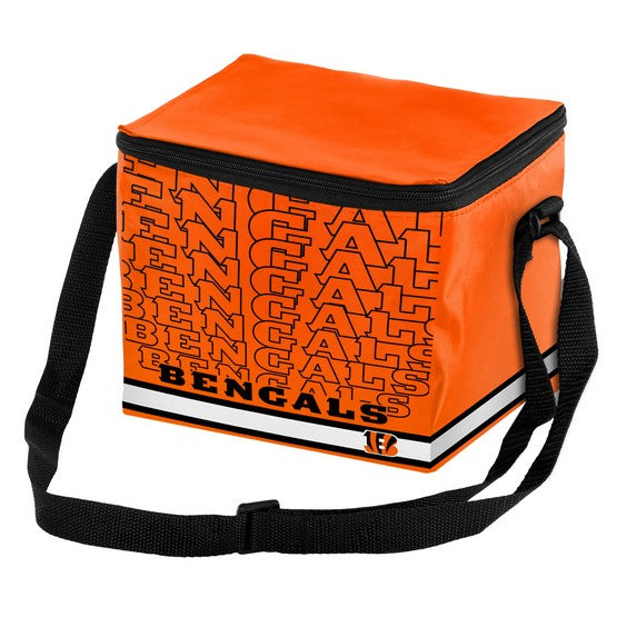 Cincinnati Bengals Impact 6 Pack Lunch Bag