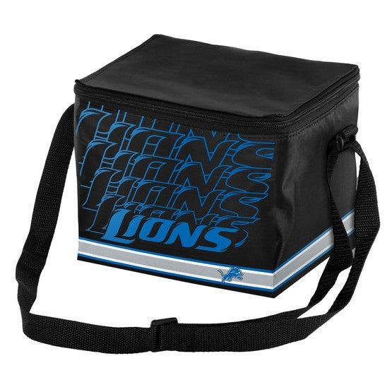 Detroit Lions Impact 6 Pack Lunch Bag