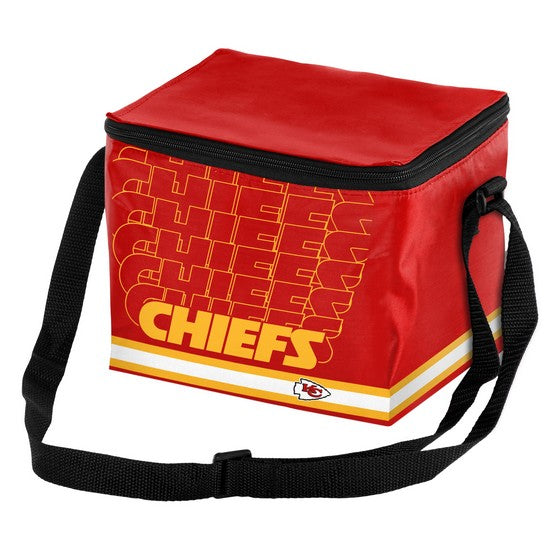 Kansas City Chiefs Impact 6 Pack Lunch Bag