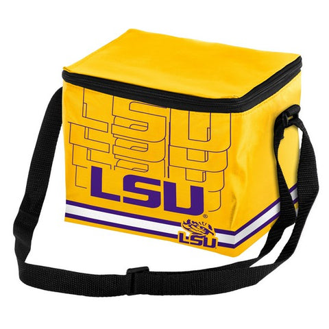 LSU Tigers Impact 6 Pack Lunch Bag