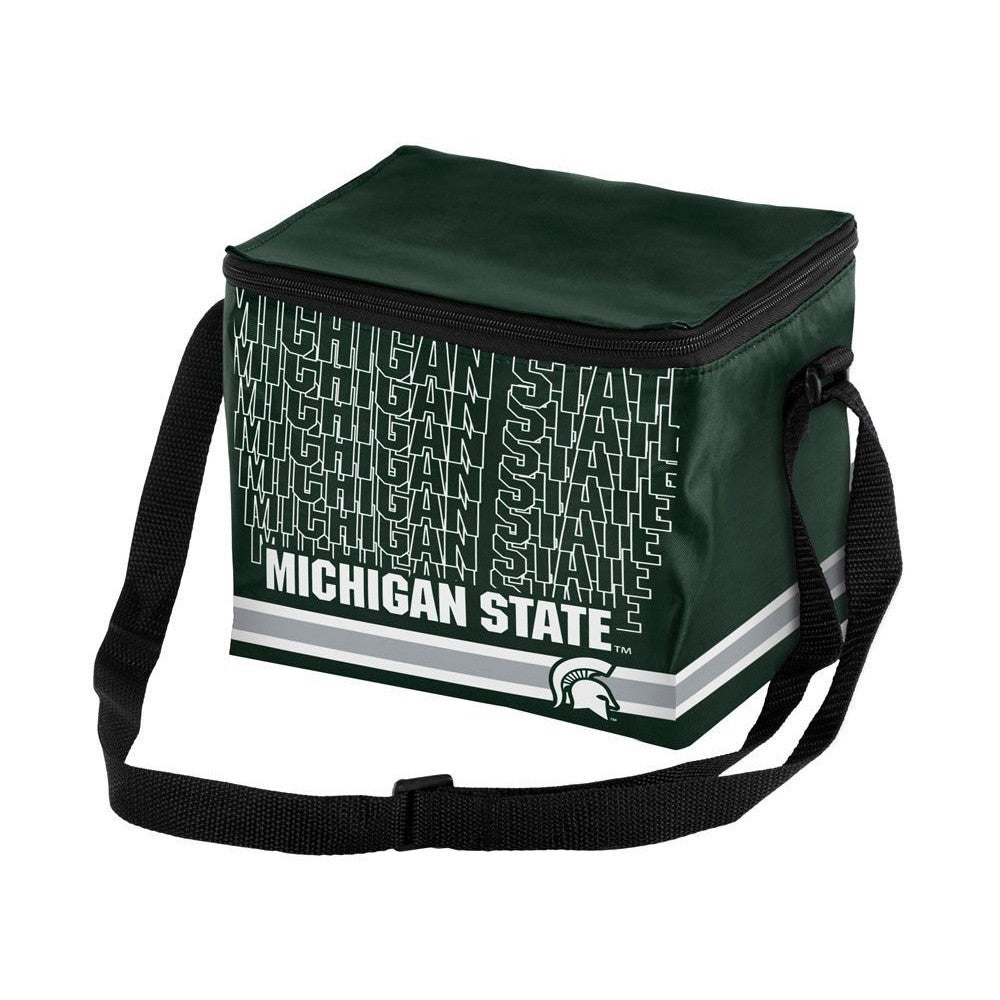 Michigan State Spartans Impact 6 Pack Lunch Bag