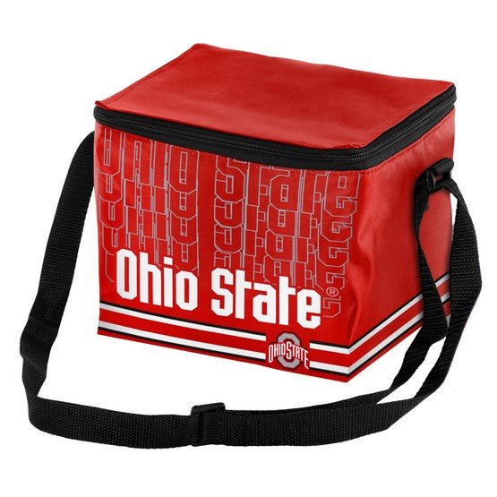 Ohio State Buckeyes Impact 6 Pack Lunch Bag