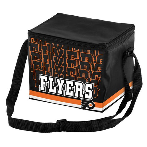 Philadelphia Flyers Impact 6 Pack Lunch Bag