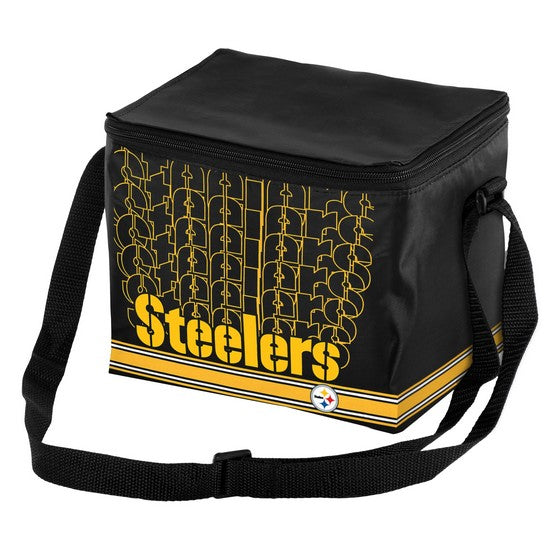 Pittsburgh Steelers Impact 6 Pack Lunch Bag