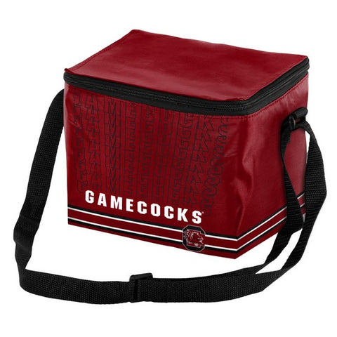 South Carolina Gamecocks Impact 6 Pack Lunch Bag