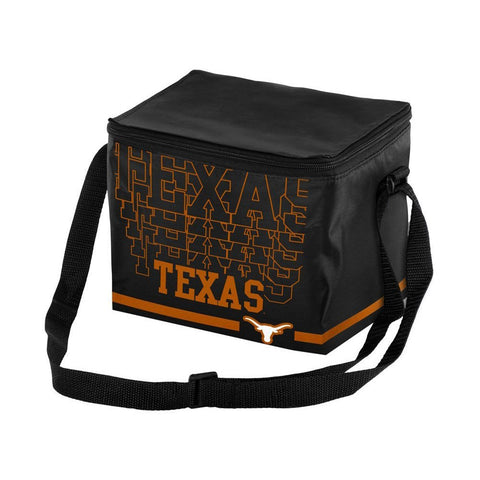 Texas Longhorns Impact 6 Pack Lunch Bag