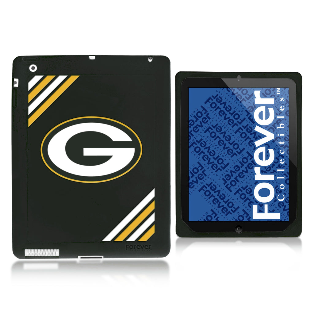 Green Bay Packers iPad Case Silicone Logo